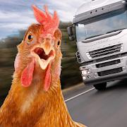 Chicken Challenge: Cross Road Royale