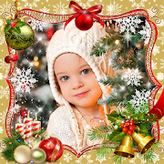 Рождественские Фоторамки