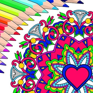 Colorfy — бесплатная раскраска