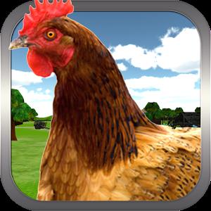 Crazy Chicken Simulator