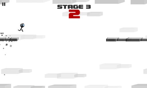 Игра Stickman Impossible Run для планшетов на Android