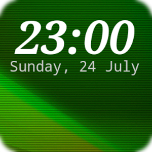 Виджет DIGI Clock