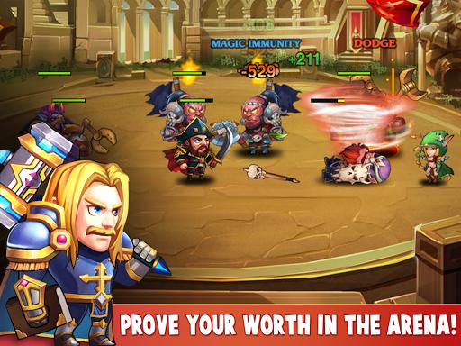 Heroes Charge на Андроид