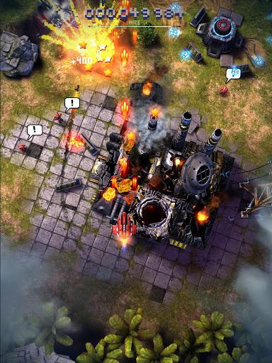 Игра Sky Force 2014 для планшетов на Android