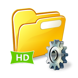 Файловый менеджер File Manager HD