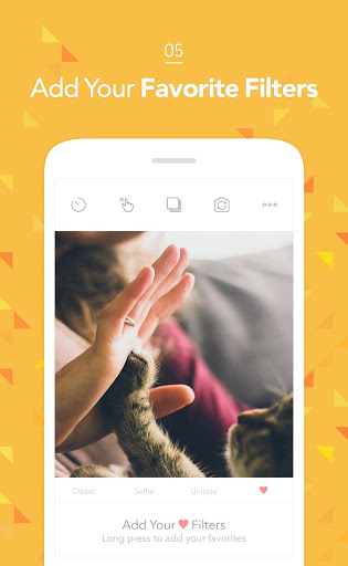 Candy Camera - Selfie Selfies скачать на Андроид