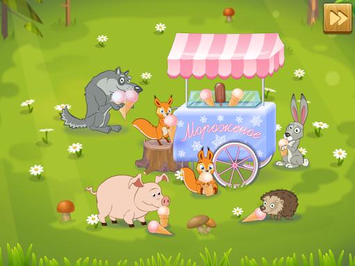 Маша и Медведь: Мороженое на Андроид