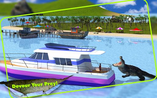 Crocodile Simulator 3D для планшетов на Android