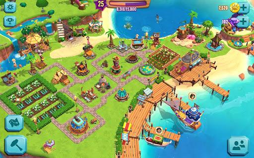 Paradise Bay скачать на планшет Андроид