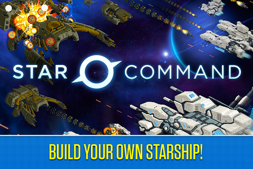 Игра Star Command на Андроид