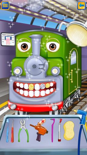 Trolley Train Dentist & Wash на Андроид