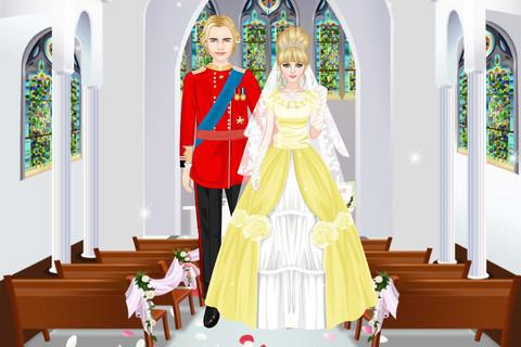 Игра Dress Up - Wedding для планшетов на Android