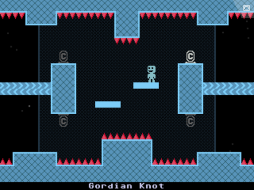 Игра VVVVVV для планшетов на Android
