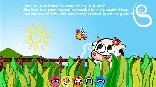 The Little Cow Finds a Friend скачать на Андроид