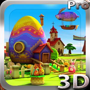 Easter 3D Live Wallpaper