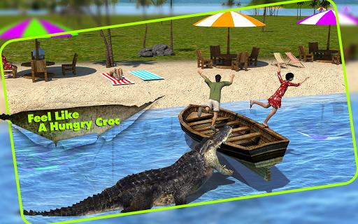 Crocodile Simulator 3D на Андроид