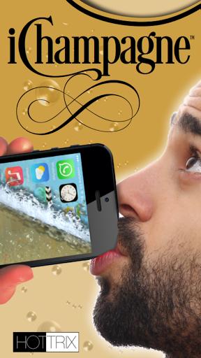 iChampagne - ПЕЙ шампанское для планшетов на Android