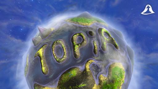 Игра Topia World Builder для планшетов на Android