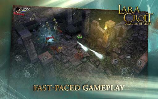 Lara Croft: Guardian of Light™ скачать на Андроид