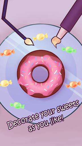 Fairy Donuts Make & Bake скачать на планшет Андроид