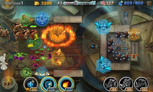Lair Defense: Shrine скачать на планшет Андроид