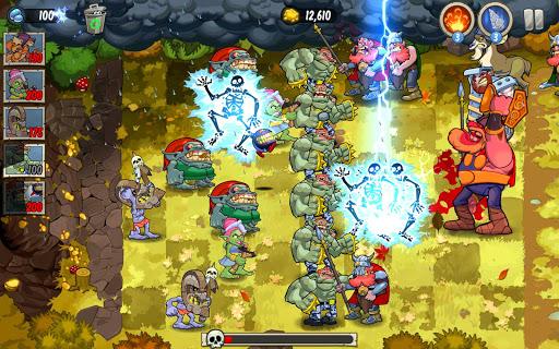 Trolls vs Vikings для планшетов на Android
