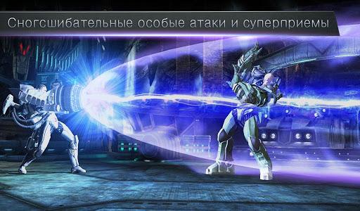 Игра Injustice: Gods Among Us для планшетов на Android