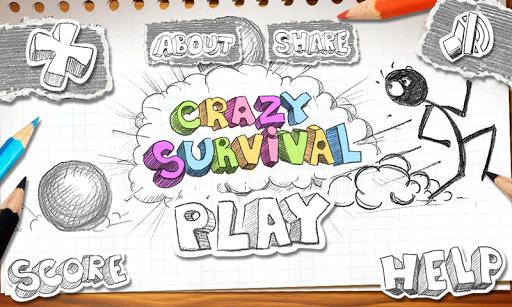 "Игра ""Crazy Survival HD"" на Андроид"