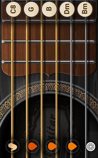 Реальная гитара. Бесплатно скачать на планшет Андроид