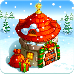 Новогодняя ферма Деда Мороза