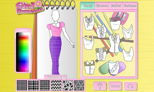 Игра Office Outfit Fashion Studio на Андроид