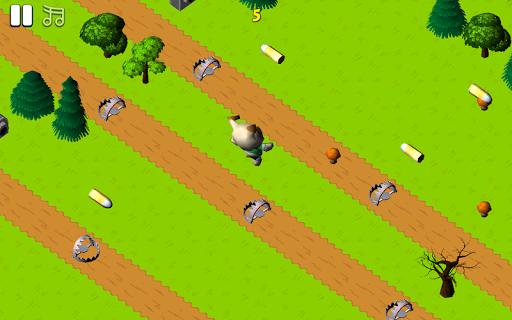 Cross The Forest 3D на Андроид