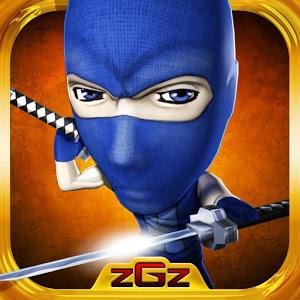 Finger Ninjas: Zombie Strike-Force