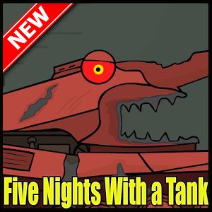 Пять Ночей с Танком
