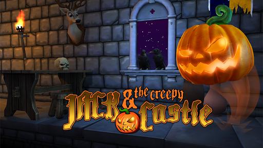 Игра Jack & the Creepy Castle на Андроид