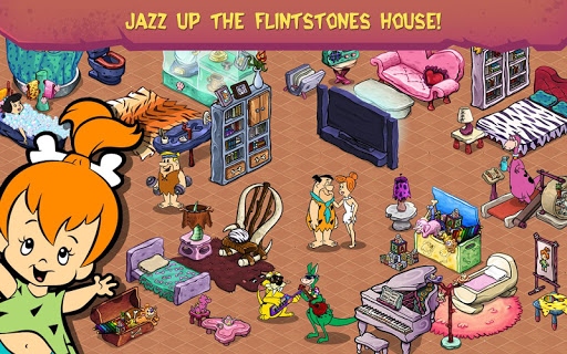 The Flintstones™: Bedrock!