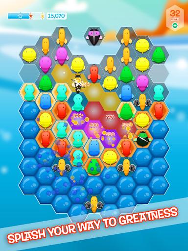 Игра Дископчелы для планшетов на Android