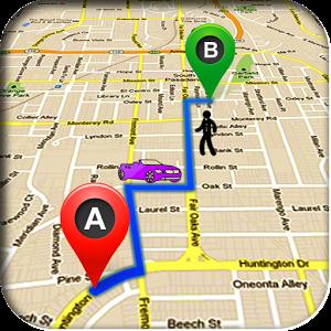 GPS-схема проезда
