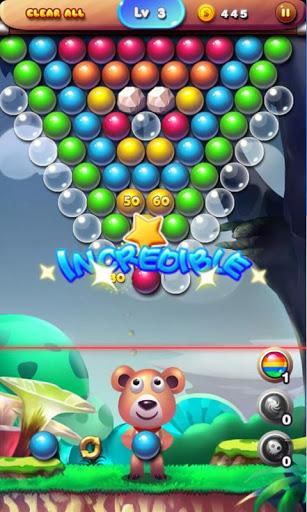 Игра Bubble Bear для планшетов на Android