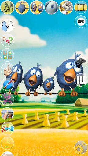 "Игра ""Birds On A Wire"" на Андроид"