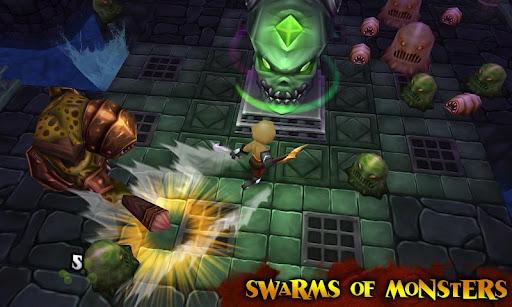 "Игра ""Pocket RPG"" для планшетов на Android"