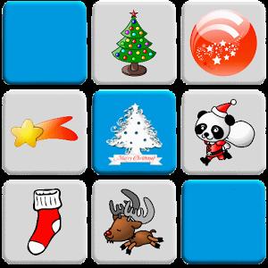 Рождественская игра на память