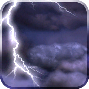 Живые обои Thunderstorm Live Wallpaper