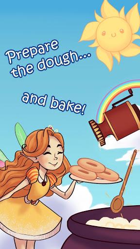 Fairy Donuts Make & Bake скачать на Андроид
