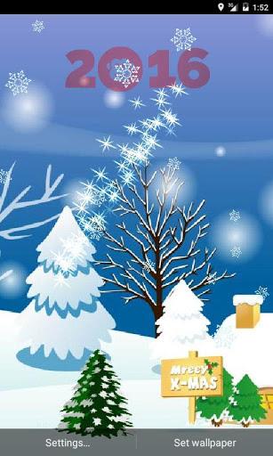 Funny Christmas Free LWP скачать на Андроид