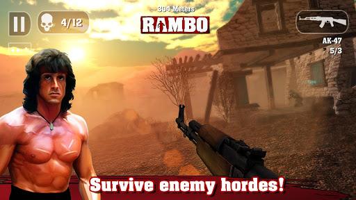 Rambo скачать на планшет Андроид