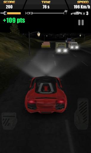 MORTAL Racing 3D на Андроид