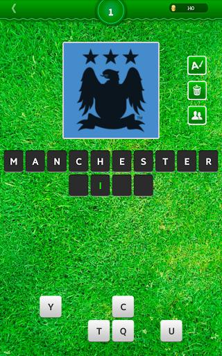 Угадай футбольный клуб! на Андроид