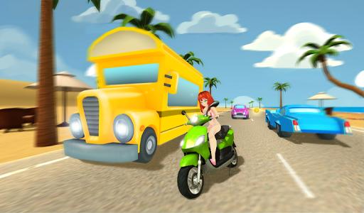 Beach Moto Racing скачать на Андроид