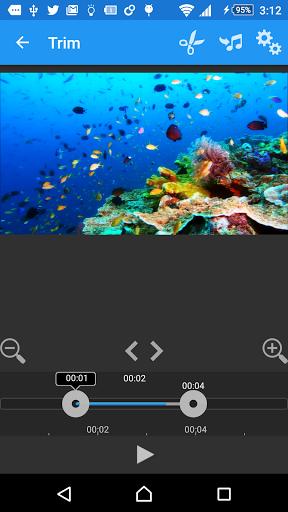 AndroVid Pro - Видео редактор скачать на планшет Андроид